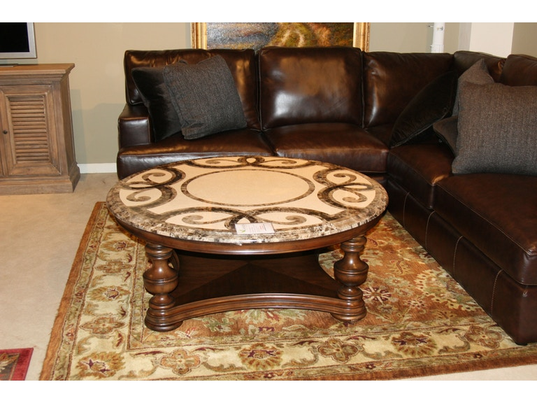 Living Room Hills Of Tuscany Cocktail Table By Thomasville Furniture