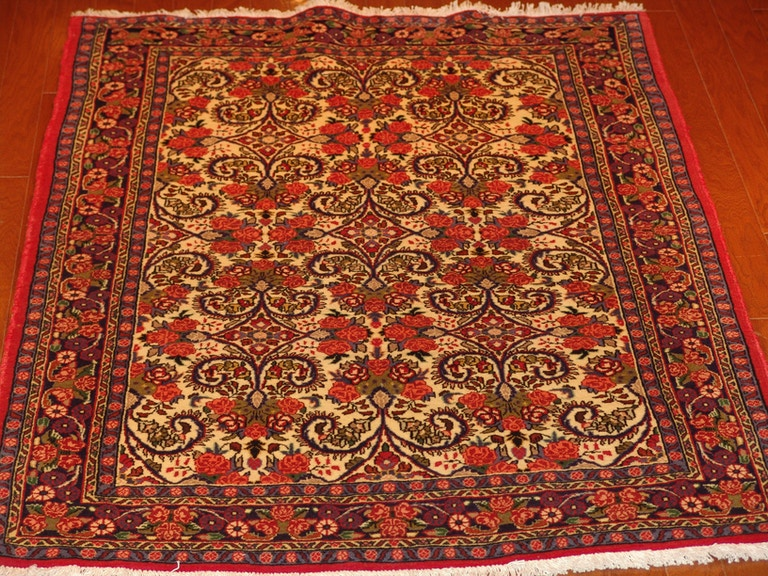 Roya Rugs Floor Coverings One Of A Kind Fine Unique Old Persian