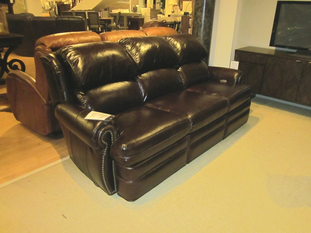 Brilliant Casey Power Reclining Leather Sofa By Motioncraft Creativecarmelina Interior Chair Design Creativecarmelinacom