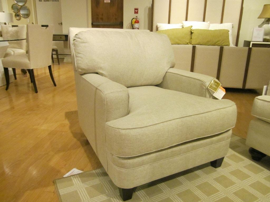 Fireside Studio Chair by Henredon Furniture