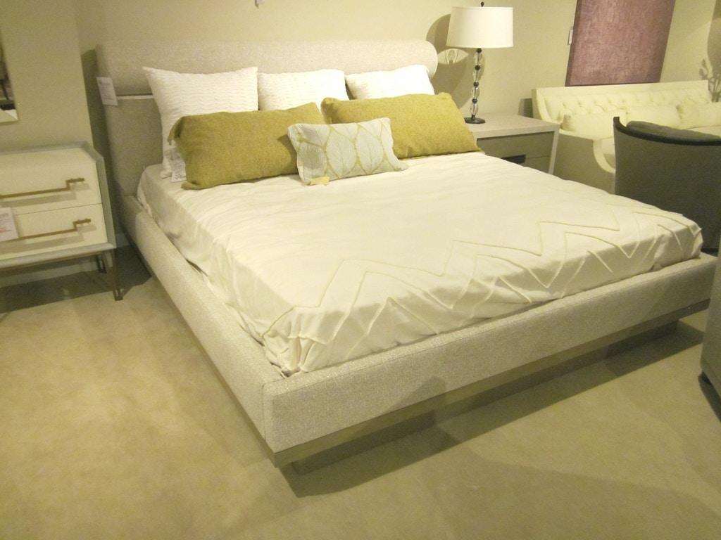 Good S Furniture Outlet Bedroom Barbara Barry Platform Bed By Baker 3325k Clearance Hickory