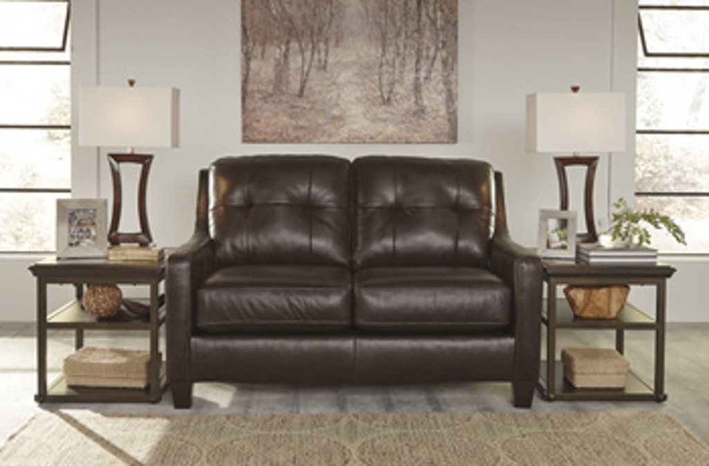Leather Sofa By Ashley Furniture