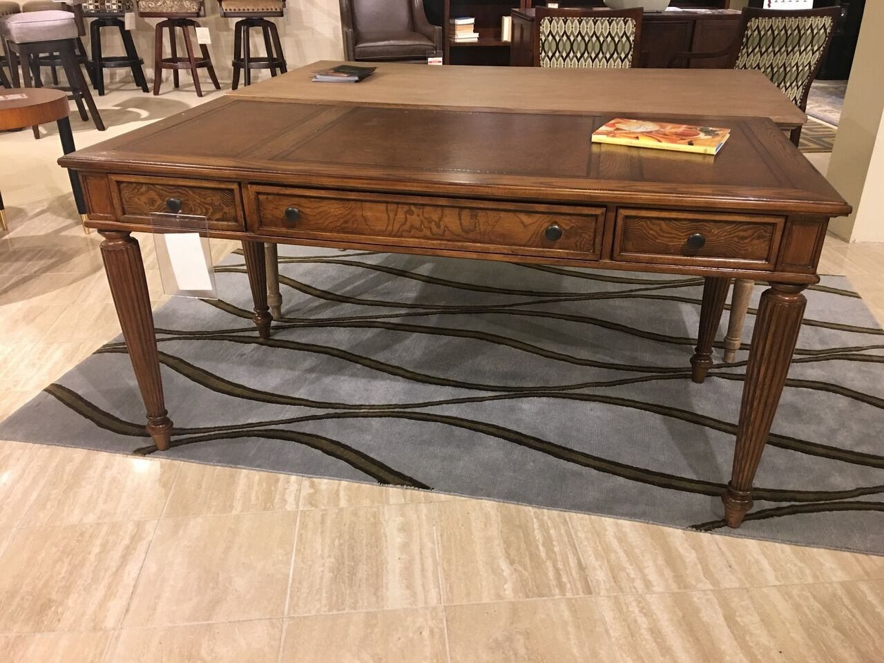 Hickory Park Furniture Outlet Urban Table Desk By Hekman Jul 08