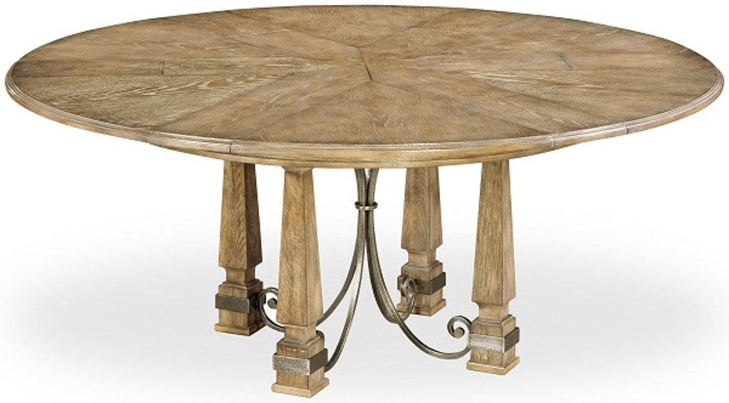 Sarreid Hacienda Jupe Dining Table