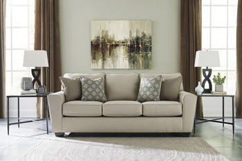 Simply Home By Lindy S Furniture Living Room Calicho Sofa By Ashley Furniture 91203 38 Hickory