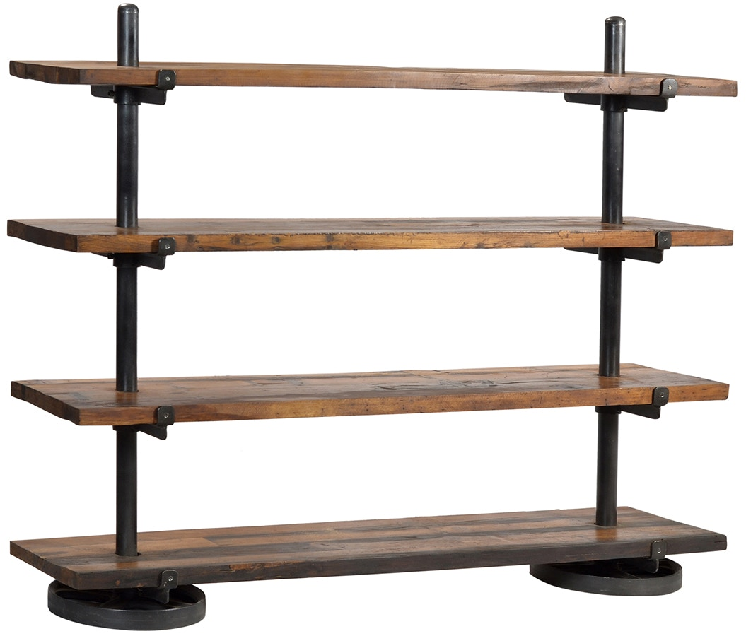 Dovetail Furniture Landry Bookcase By Dovetail AL251