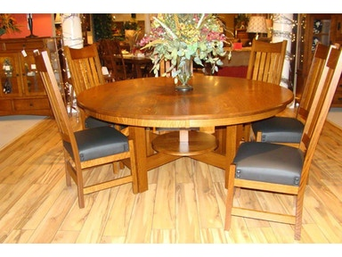 Amish Oak And Cherry Dining Tables | Hickory Furniture Mart ...