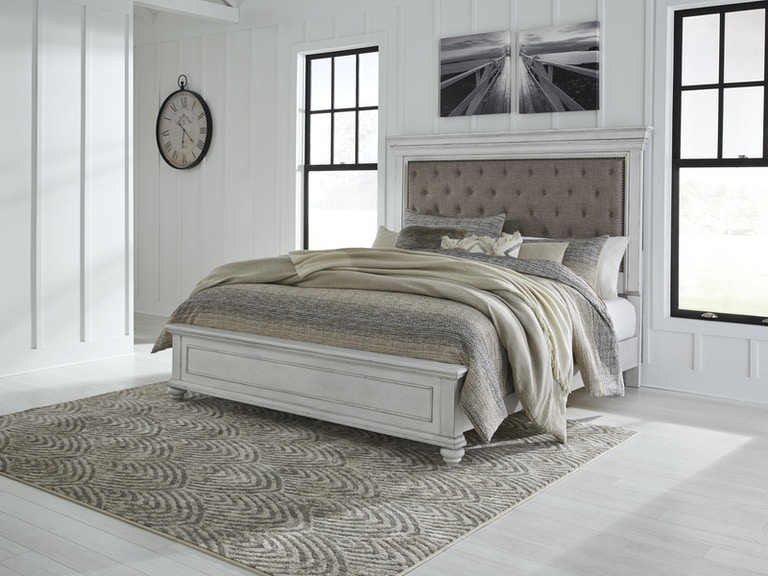 Simply Home By Lindy S Furniture Bedroom Kanwyn King Bed By Ashley