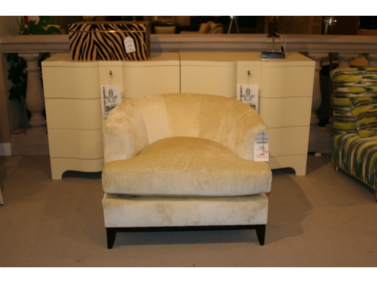 Henredon Factory Outlet Living Room Barbara Barry Tub Chair BB046-03 ...