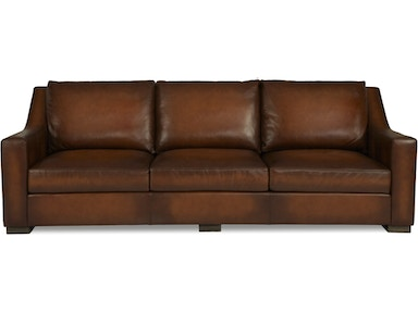 Awesome Bespoke Living Room Jake Leather Sofa 91044L 03Df Hickory Caraccident5 Cool Chair Designs And Ideas Caraccident5Info