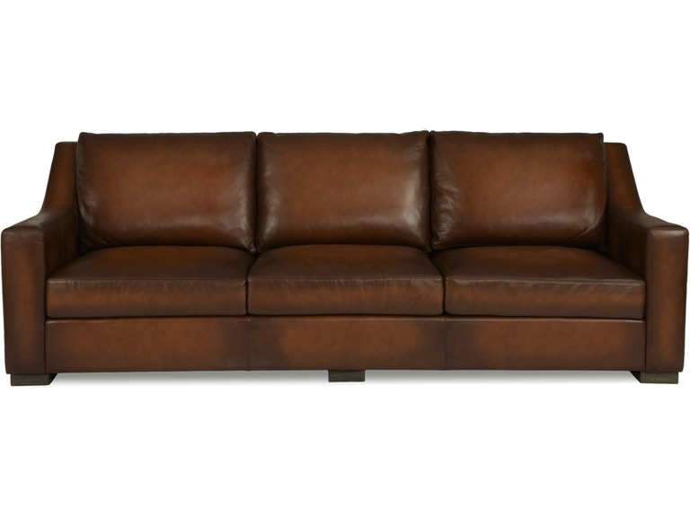 Wondrous Bespoke Living Room Jake Leather Sofa 91044L 03Df Hickory Caraccident5 Cool Chair Designs And Ideas Caraccident5Info
