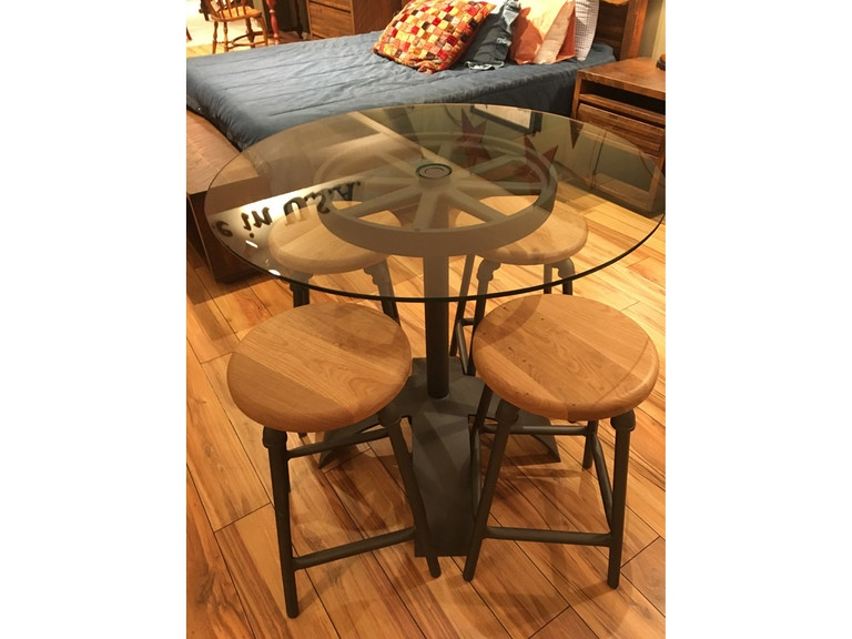 Table And 4 Stools