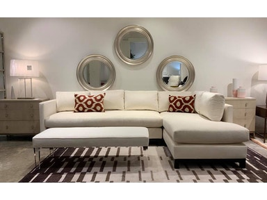 Mitchell Gold Bob Williams Factory Outlet 2 Pc Sectional 113 X 79