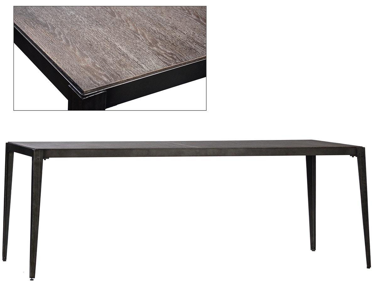 Attirant DOV13028. PLUMMER DINING TABLE