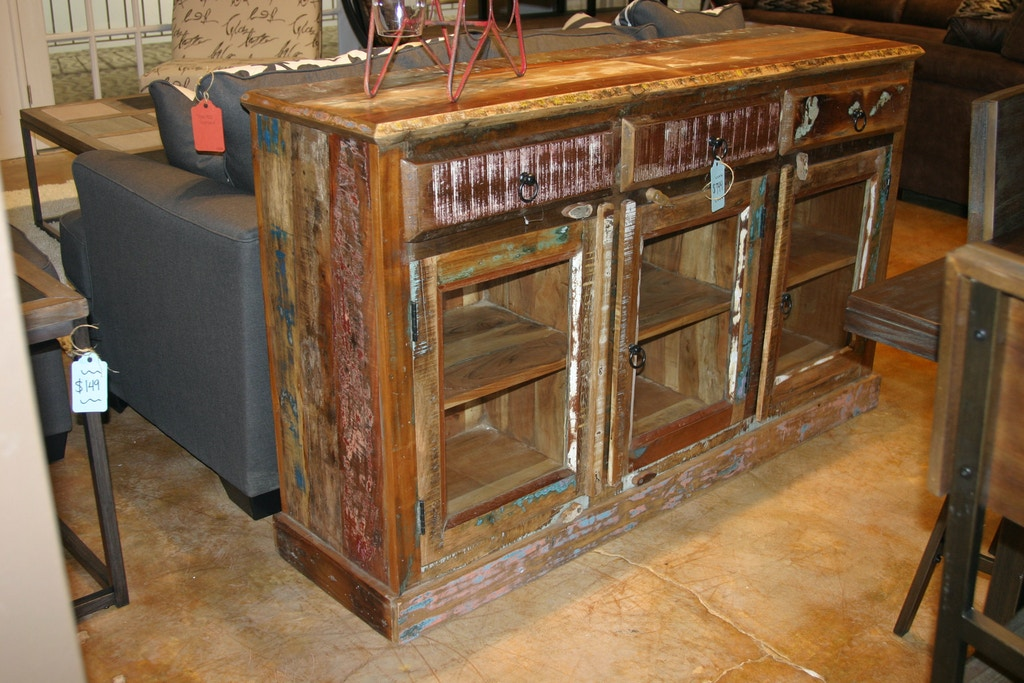 Simply Home By Lindy S Furniture Living Room Rustic Cabinet By Old