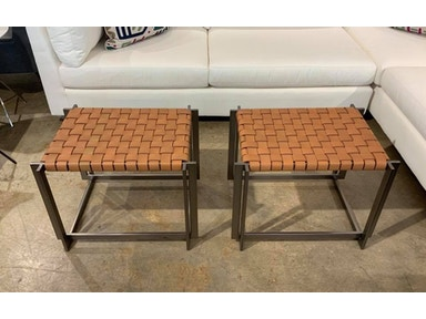 5a2ba55bdd0 Mitchell Gold + Bob Williams Factory Outlet Leather Stools Hastings-2
