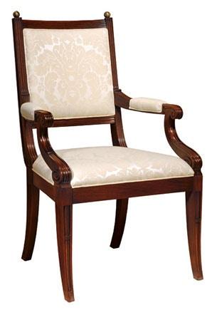 100A. Regency Arm Chair · 100A · Henkel Harris Furniture