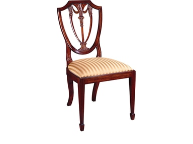 Henkel Harris Furniture Shield Back Side Chair 104s