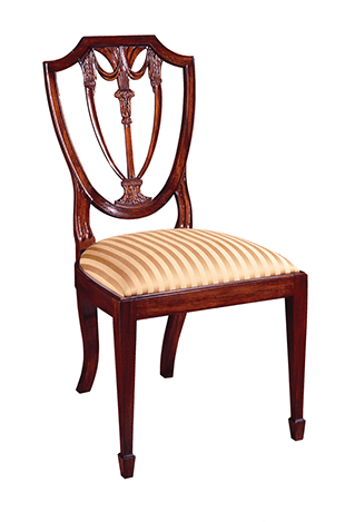 Beau Henkel Harris Furniture Dining Room Shield Back Side Chair (SKU: 104S) Is  Available At Hickory