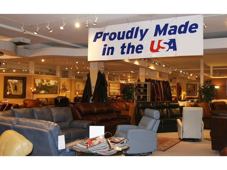 Leather And More Living Room Welcome To Our Proudly Made In Usa Gallery Sku 1 Is Available At Hickory Furniture Mart