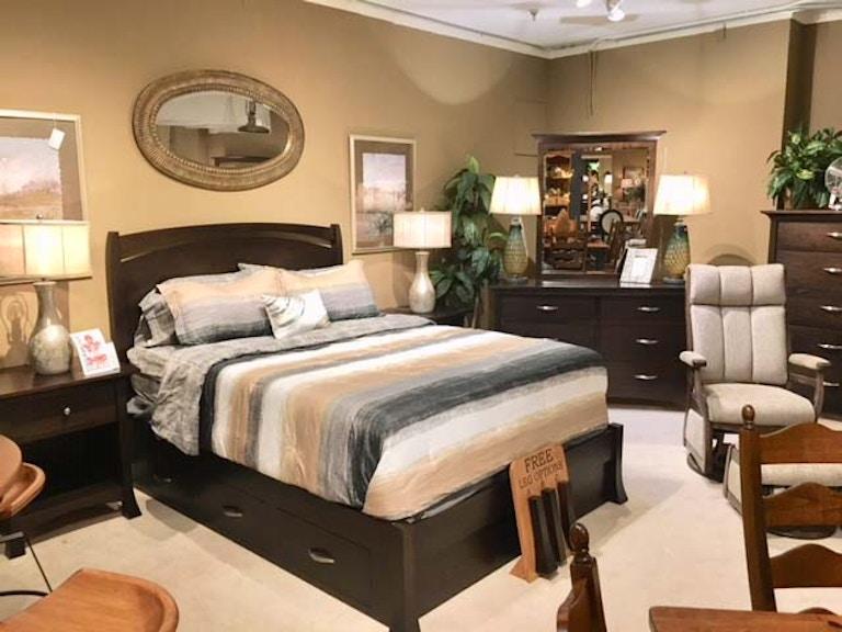 Solid Oak Bedroom Group