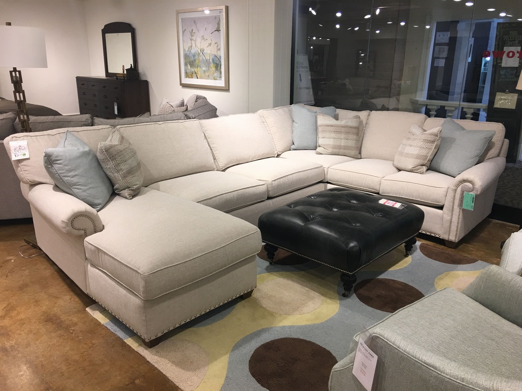 Hickory Park Furniture Outlet Living Room Morgan Sectional ...