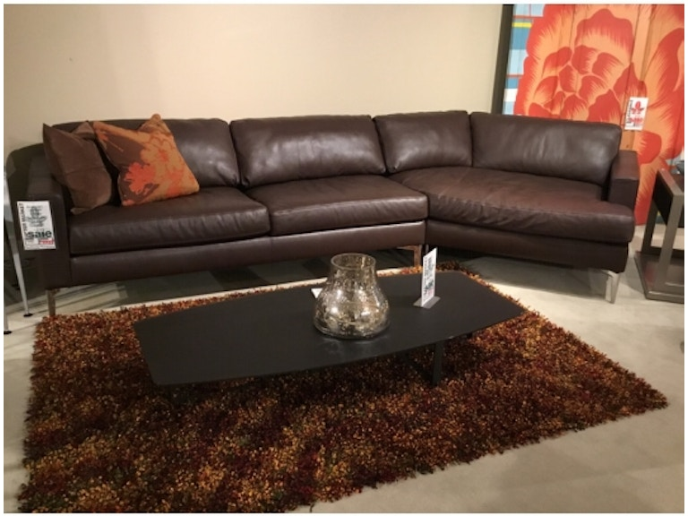 Reflections Furniture Outlet Living Room Oliver Leather Sectional By American Sku 1 Is Available At Hickory Mart In