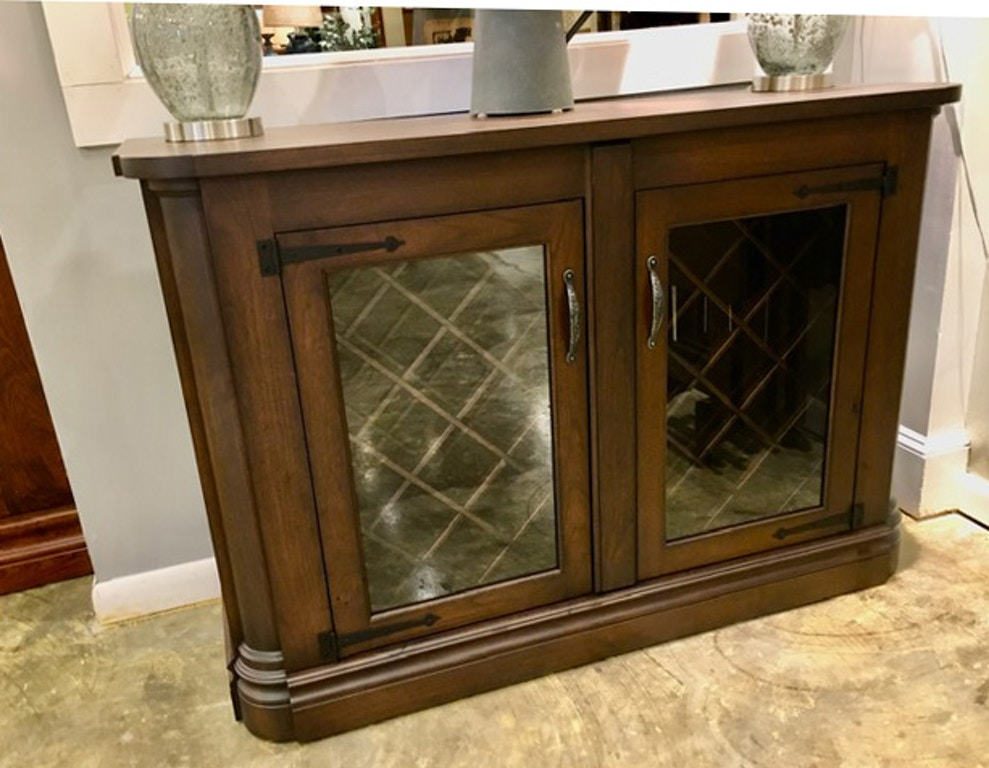 Amish Oak And Cherry Clearance Center Dining Room Rustic Cherry Wine Cabinet By Dutch Design Spring