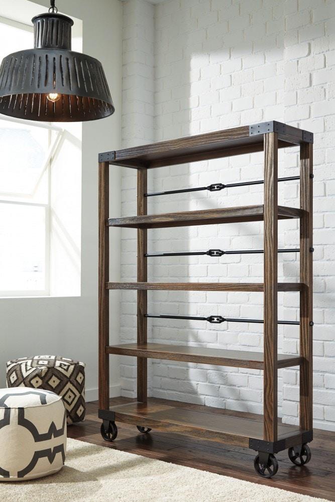 Charmant Ashley Store Display   Multi   Large Bookcase 100 29
