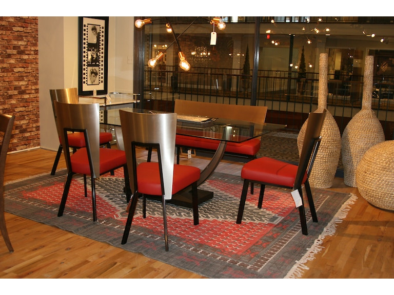 Motion Depot By Reflections Dining Room Elite Table Sku Tangent Is Available At Hickory Furniture Mart In Nc And Nationwide