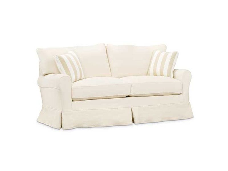 Southern Style Fine Furniture Emily Slipcover Sofa By Washable Wonders