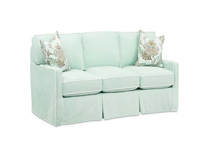 Southern Style Fine Furniture Hannah Slipcover Sofa By Washable Wonders  Hannah 3