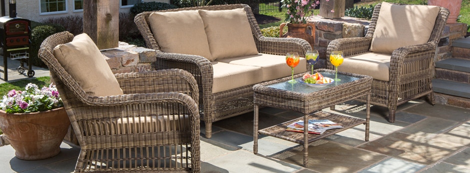 Alfresco Home Everwoven Wicker Furniture