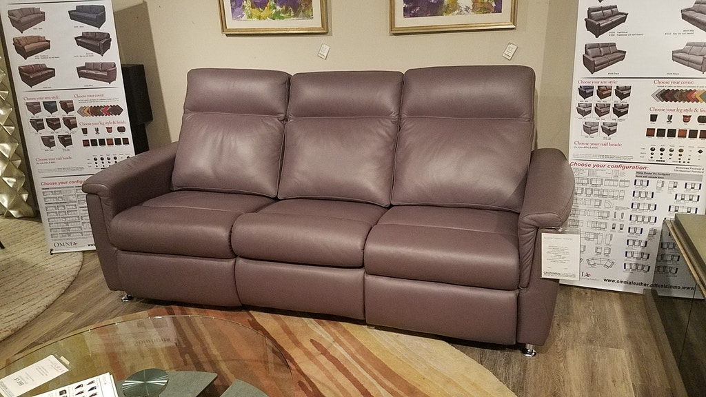 Solutions Reclining Sofa