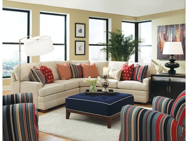 Huntington House 2061 sectional with curve Huntington House 3