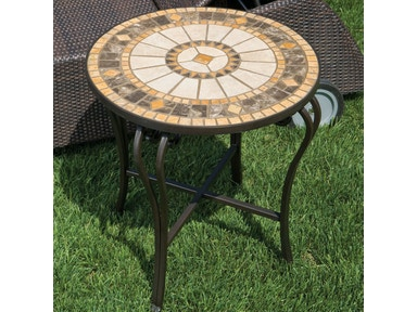 Alfresco Home Mosaics are here Mosaic top tables