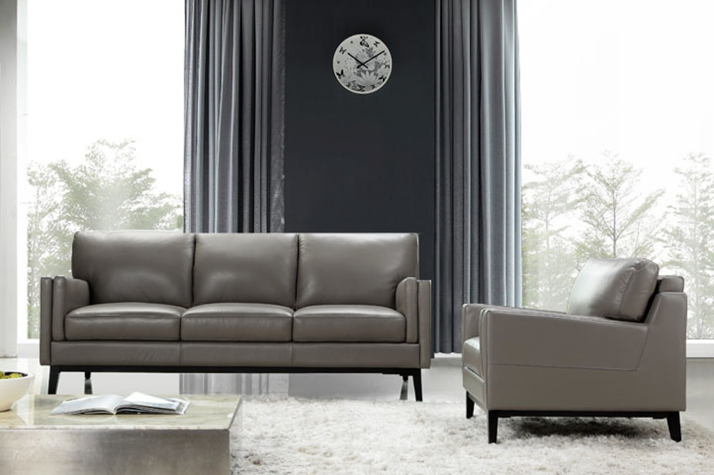Moroni Leather, Osman Sofa