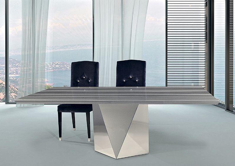 Beautiful 4116/L. Freedom Steel Table