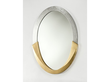 Artmax Silver-leaf and gold-leaf mirror 4458-FM