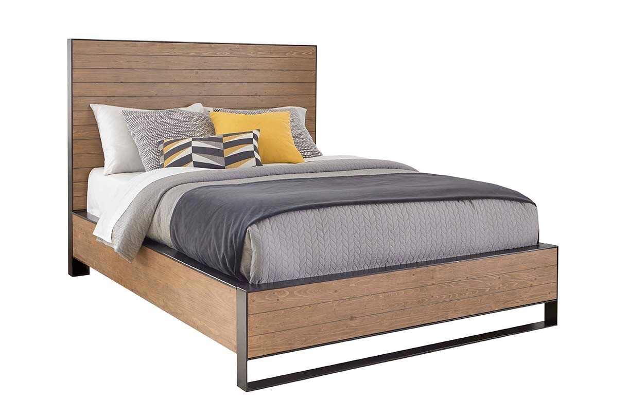 Cresent Fine Furniture Panel Bed 504 131