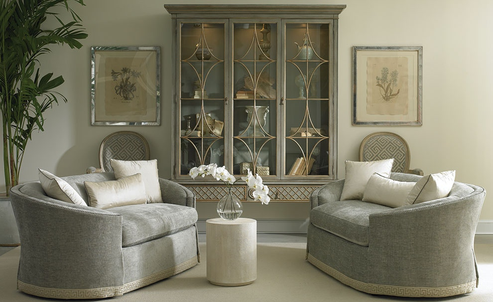 Hickory White Living Room Inspiration