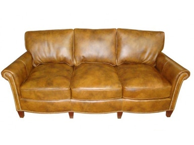 Carolina Custom Leather Milan sofa 620-03 sofa