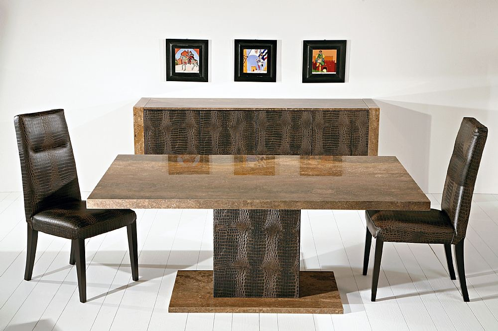 Stone International Marble Table Venice collection