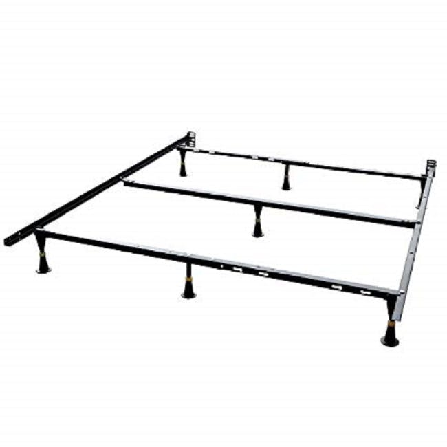 Metal Bed Frame Queen Or King Size