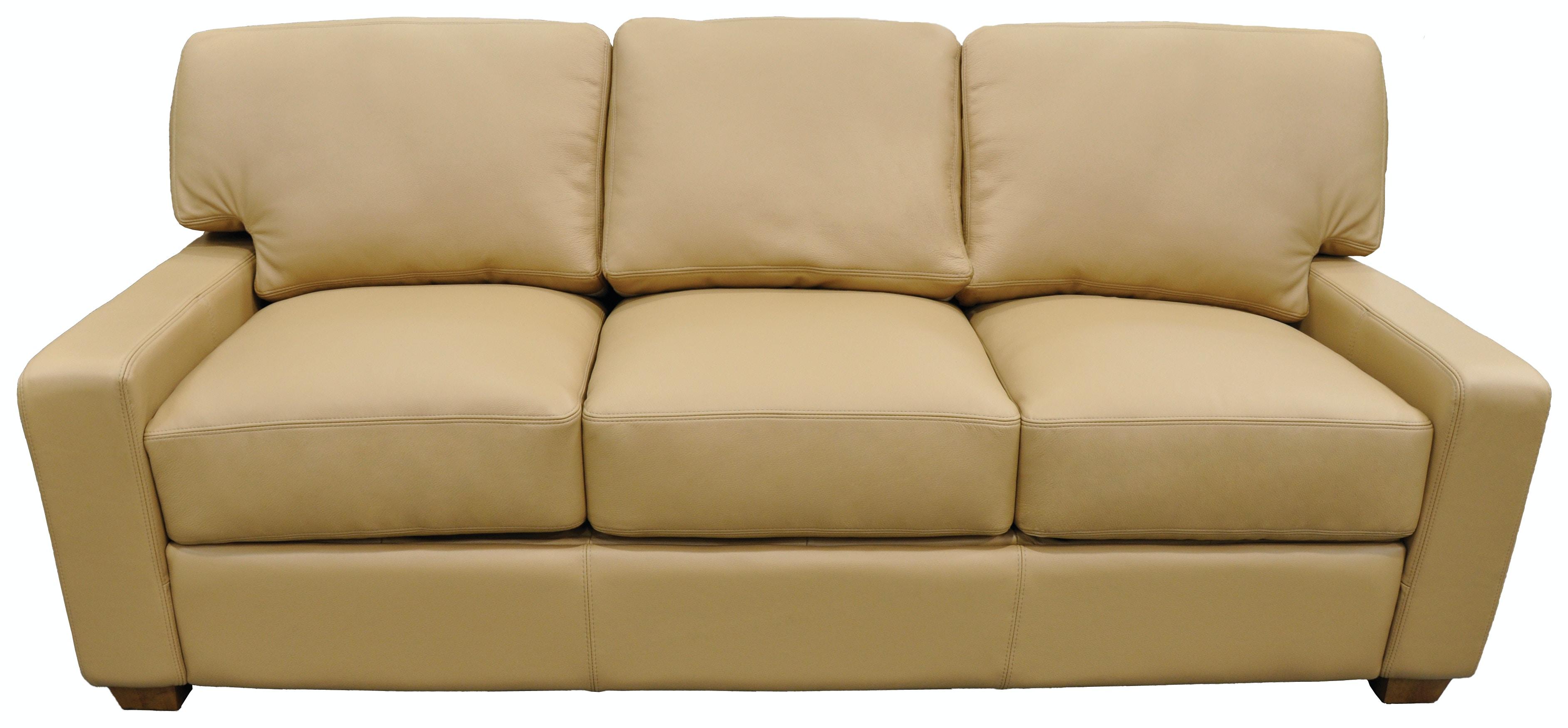 Wonderful Omnia Leather Albany Sofa Albany 3C SOFA  13001