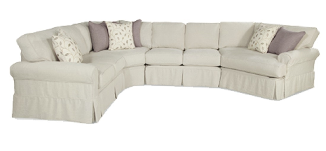 Four Seasons Living Room Alexandria Sectional 725 Sectl At Grossman  Furniture