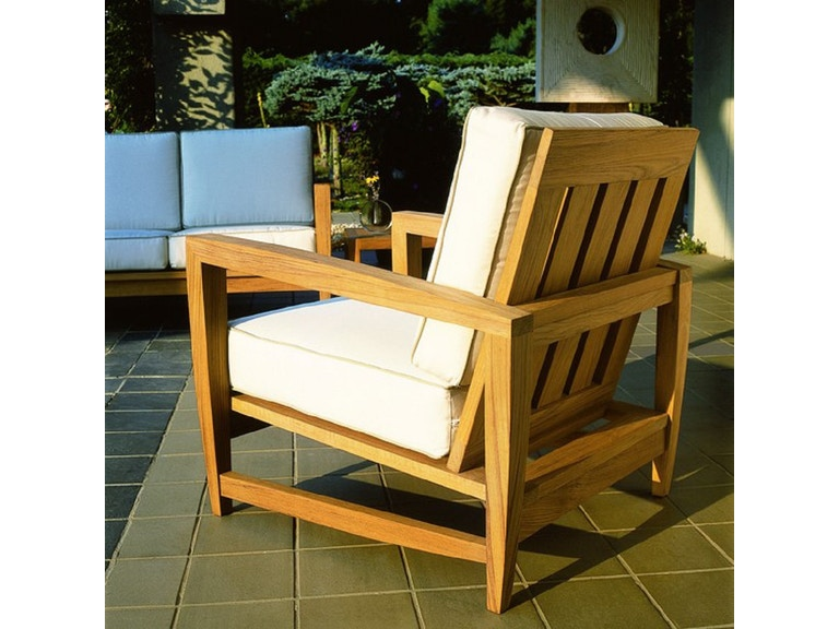 Marvelous Kingsley Bate Amalfi Deep Seating Lounge Chair Ncnpc Chair Design For Home Ncnpcorg