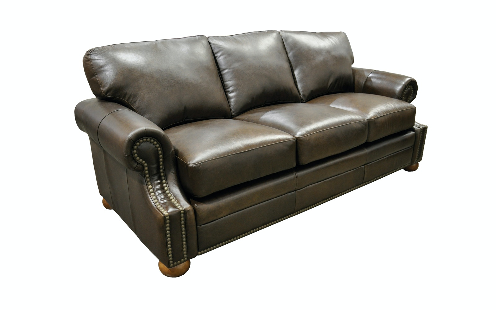 Omnia Leather Bennett Sofa Bennett 3C Sofa 13001