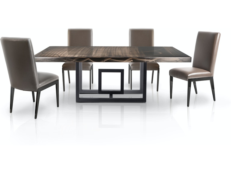 Oios Metals Structure Dining Table New World Scribble
