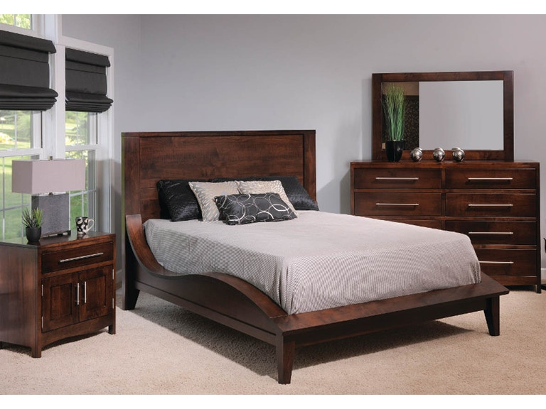 Urban Collection Solid Wood American Made Coronado 1 At Grossman Furniture